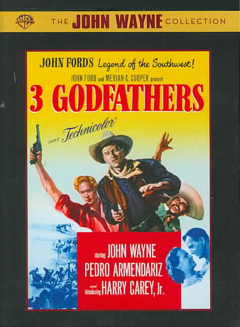 3 GODFATHERS BY WAYNE,JOHN (DVD)