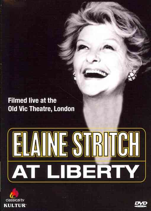 ELAINE STRITCH:AT LIBERTY BY STRITCH,ELAINE (DVD)